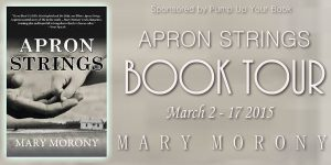 Apron Strings Book Banner