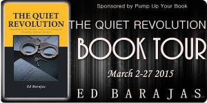 The Quiet Revolution Book Banner