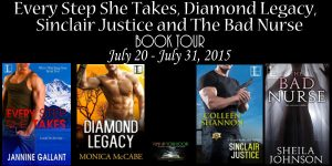Every Step She Takes, Diamond Legacy
